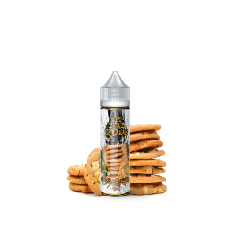 HIT THAT COOKIE - MACADAMIA - VAPE MNL