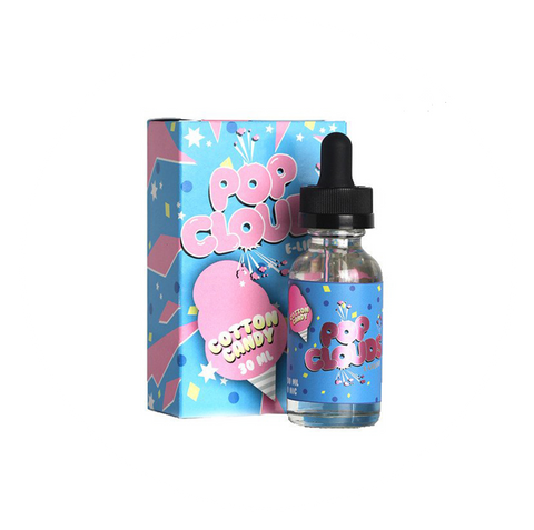 POP CLOUDS - COTTON CANDY - VAPE MNL