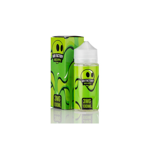 AIR FACTORY - WILD APPLE - VAPE MNL