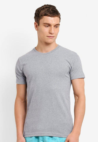 Summerism Supersoft Cotton Tshirt - Unisex Gray Tee