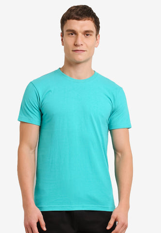 Summerism Supersoft Cotton Tshirt - Unisex Mint Tee