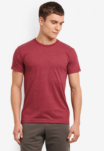 Summerism Supersoft Cotton Tshirt - Unisex Red Tee