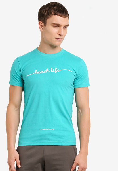 Beach Life - Brand Tee 100% Supersoft Cotton