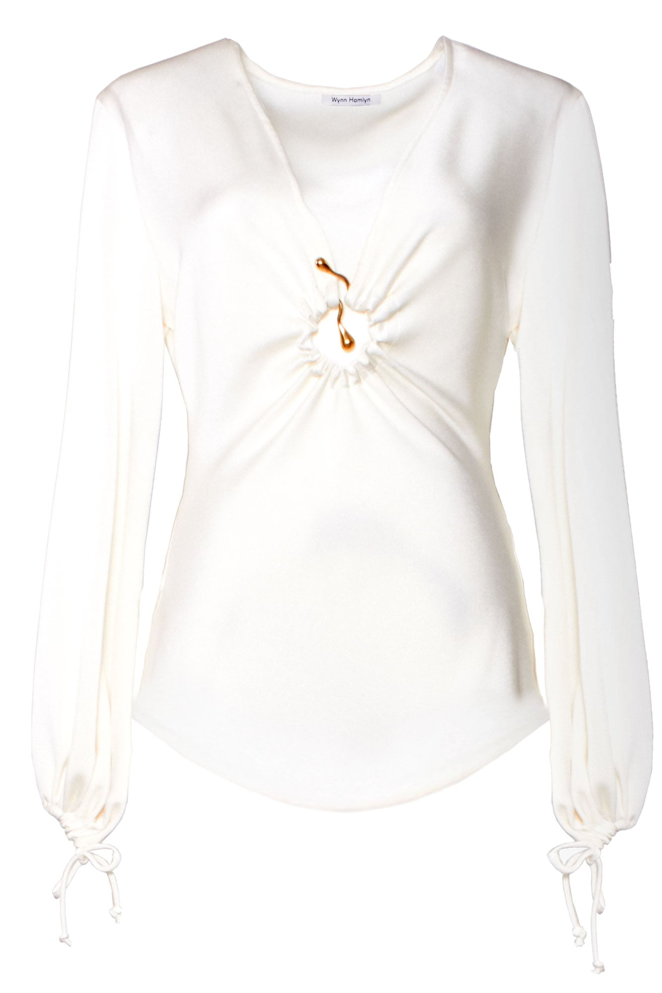 Moon Blouse - Ivory