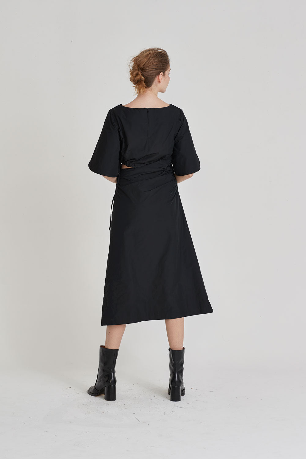 Memory Dress Black - Wynn Hamlyn — Shop