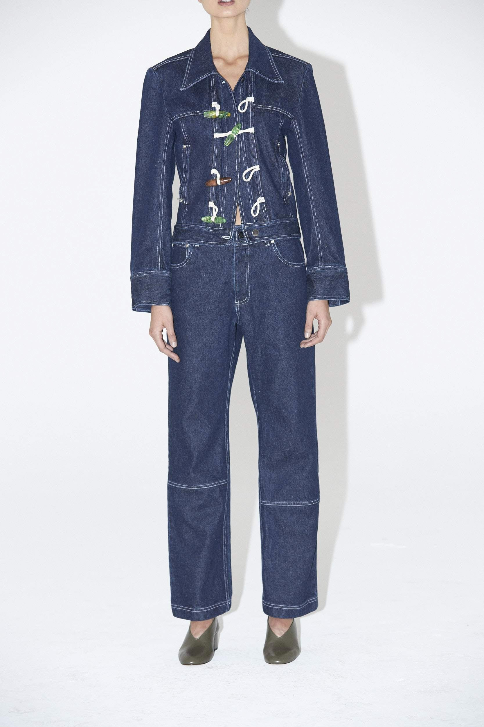 Denim Jeans Indigo - Wynn Hamlyn — Shop