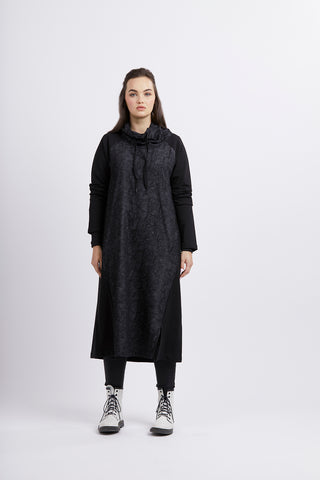 Siren Cowl Neck Sweater Dress CSN2001 - Urban