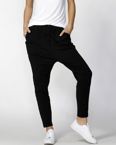 Betty Basic BB225 Jade Pant - Black