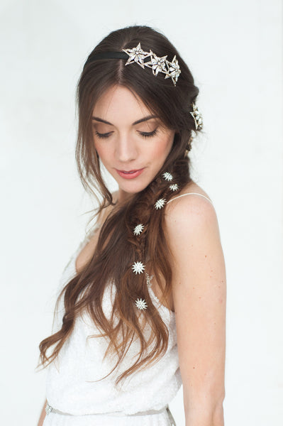 JAZZA STAR STATEMENT HEADBAND