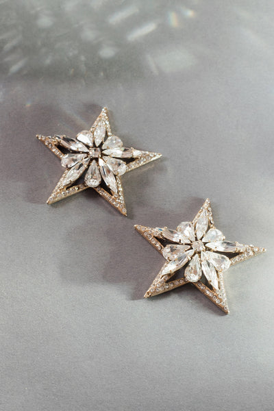 JAZZA STAR HAIR CLIPS