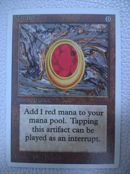MOX RUBY Unlimited Edition