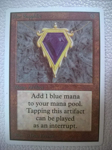 MOX SAPPHIRE UNLIMITED Edition