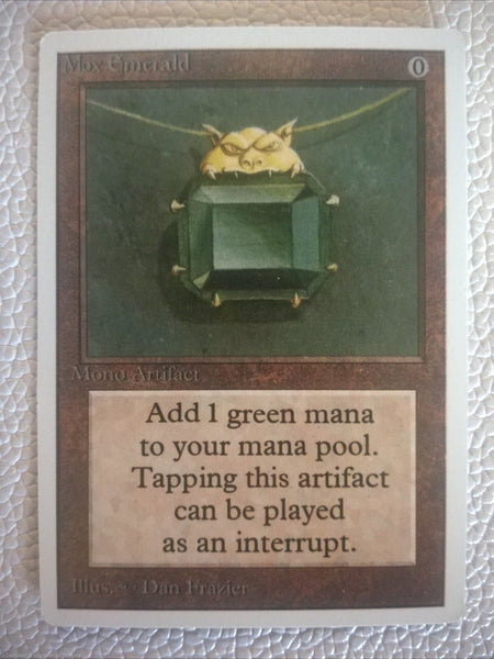 MOX EMERALD UNLIMITED Edition