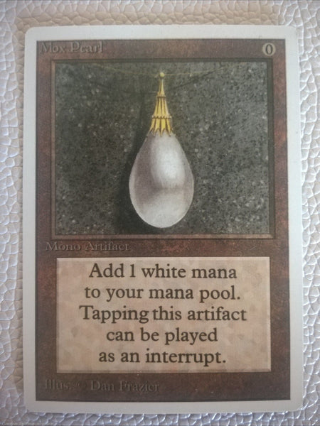 MOX PEARL UNLIMITED Edition