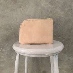 LEATHER COLLECTION - wallet WANITA