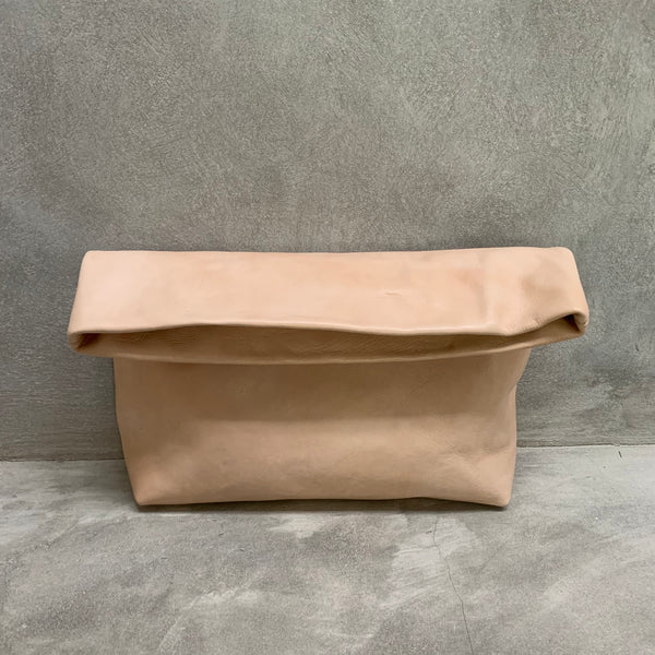 LEATHER COLLECTION - Clutch KIRI