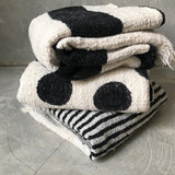 MIMPI MANIS [sweet dreams] - handwoven 100% cotton blanket print