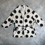 KIMONO [wearable] - handmade 100% cotton jacket