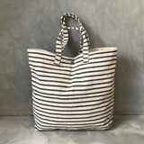PANTAI [beach] - handmade, handprinted beachbag