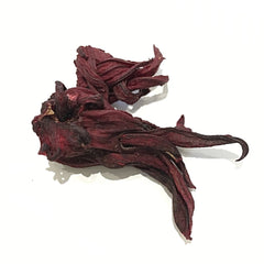 Hibiscus, dried
