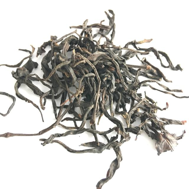 Smoked Lapsang Souchong dry leaves