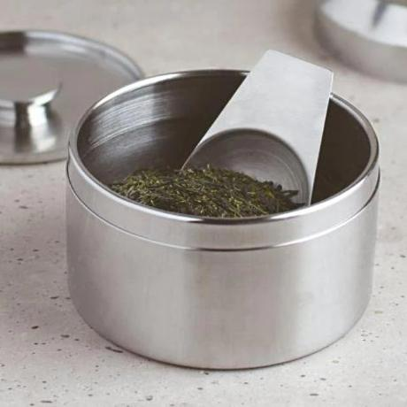 Kinto Leaves to Tea Scoop