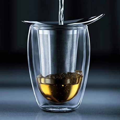 Bodum Yo-Yo Stainless Steel Tea Strainer