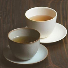 Kinto Atelier Tete Cup & Saucer
