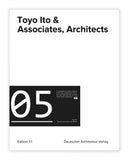 Toyo Ito & Associates, Architects, signierte Ausgabe