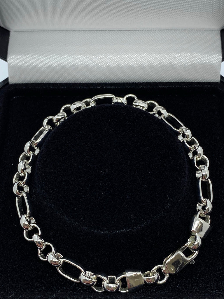 Sterling silver 925 British made bracelet