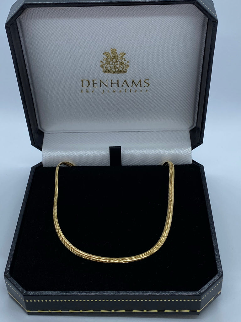 9ct yellow gold chain