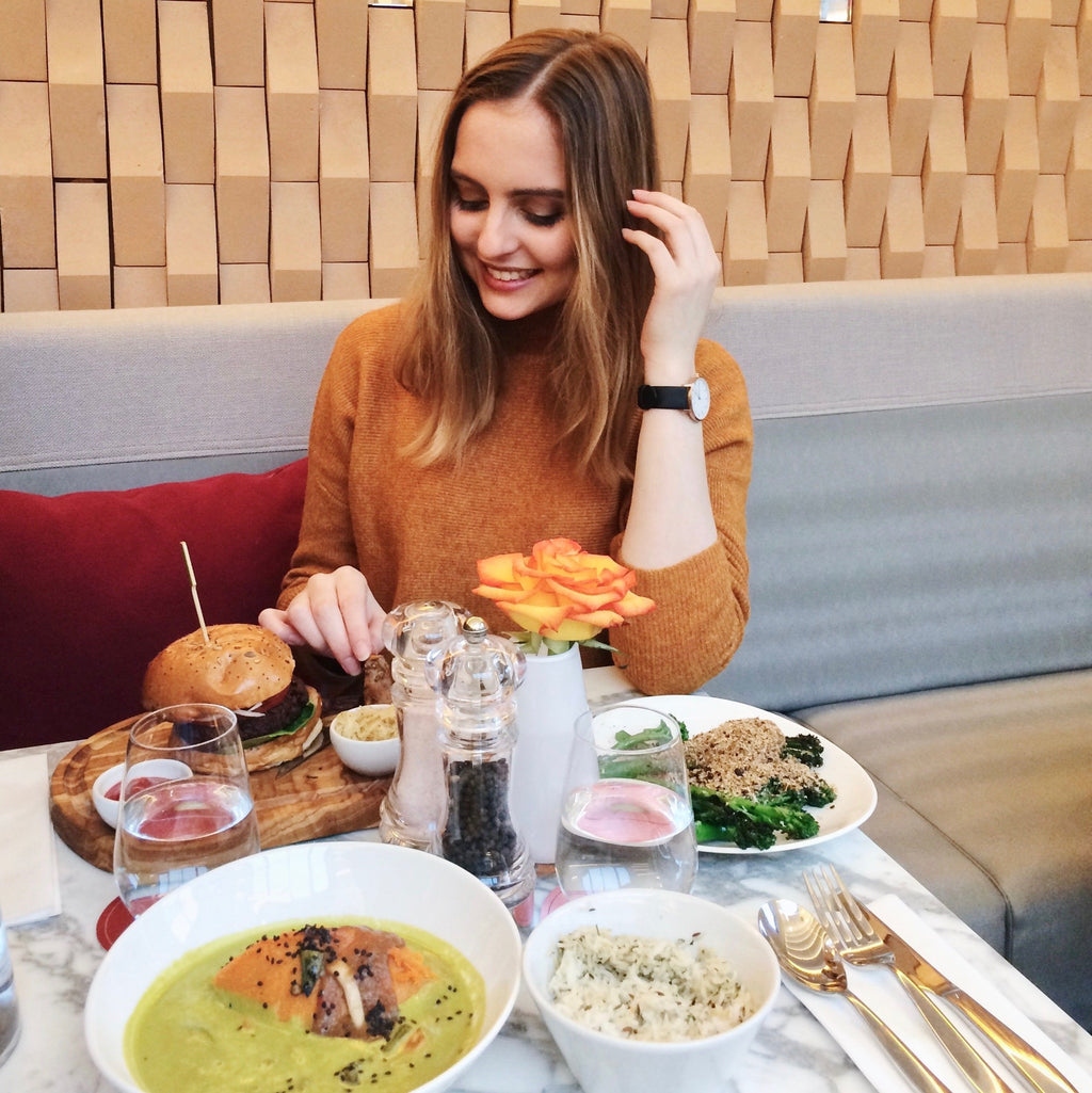 OUR FAV PLACES TO EAT IN LONDON-Votch