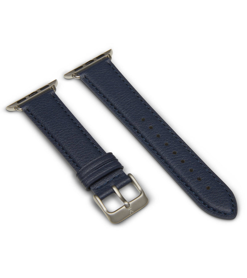 Navy & Silver | Apple Watch