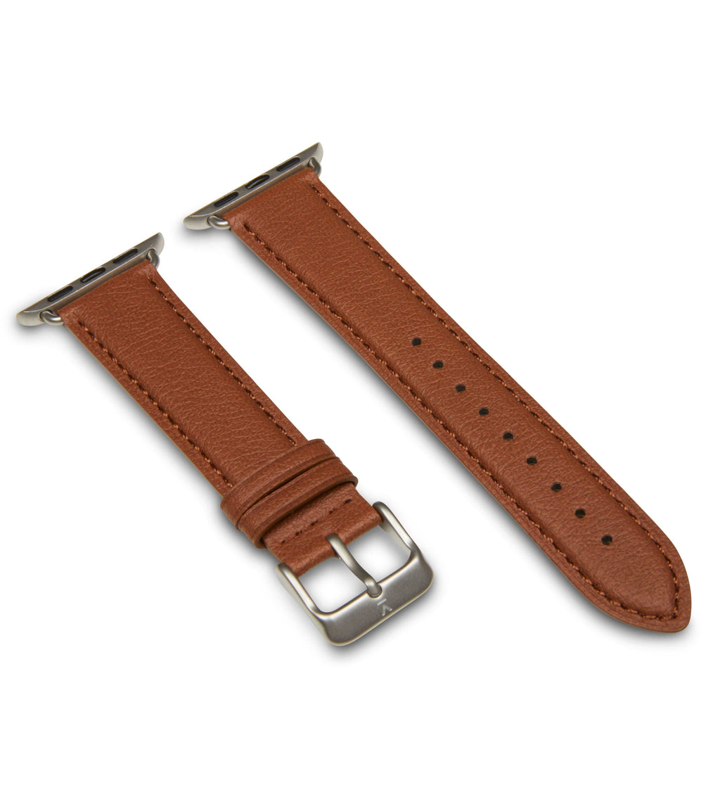 Brown & Silver | Apple Watch