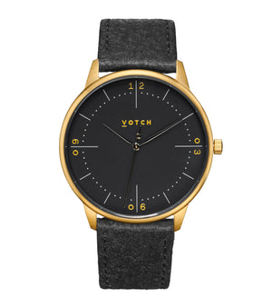 Gold & Piñatex with Black | Aalto