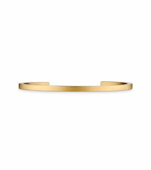 GOLD BANGLE | ILSE COLLECTION