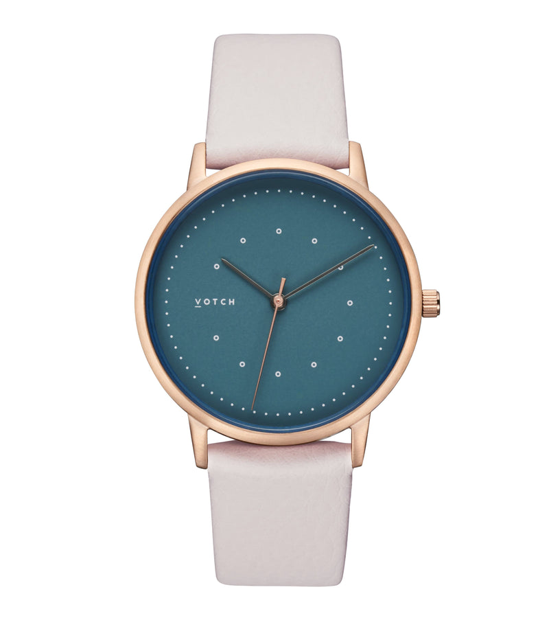 Rose Gold & Light grey with Blue | Lyka