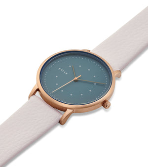 Rose Gold & Light Grey with Blue | Lyka Gift Set