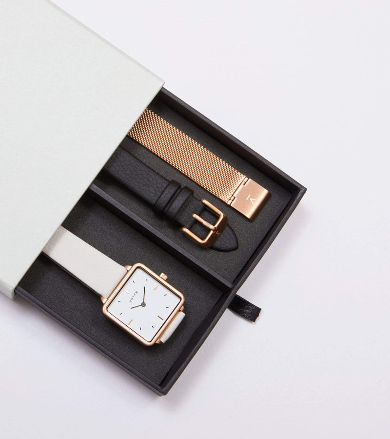Rose Gold & Light Grey | Kindred Gift Set