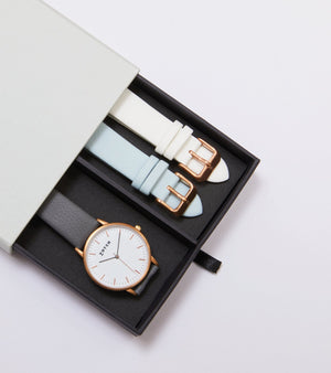 Rose Gold & Slate Grey | Moment Gift Set