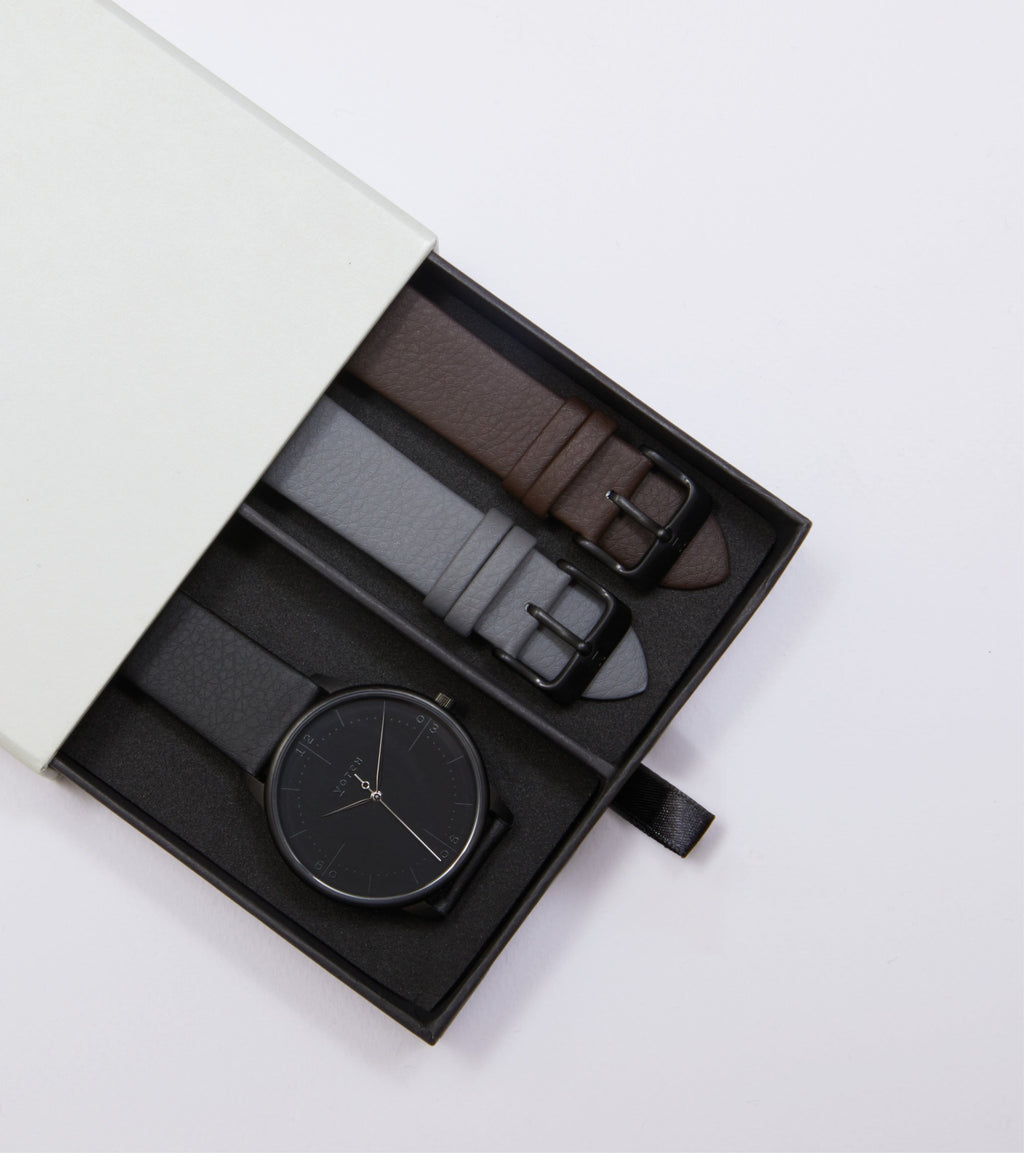 All Black | Aalto Gift Set