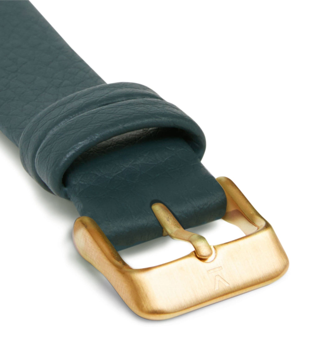 Juniper with brushed gold buckle | 20mm