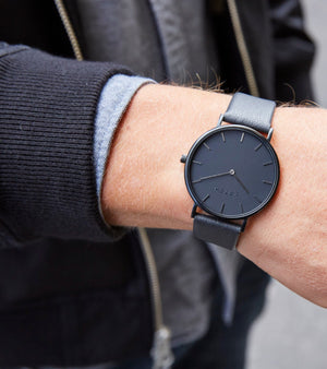 Black & Dark Grey with Black | Classic