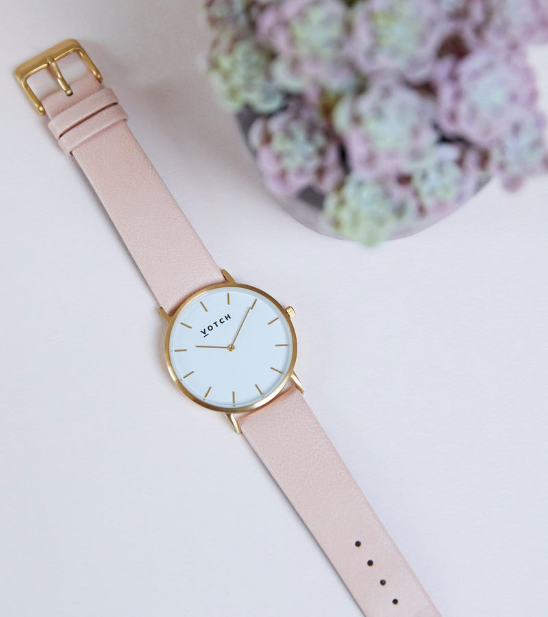 Gold & Pink | Classic