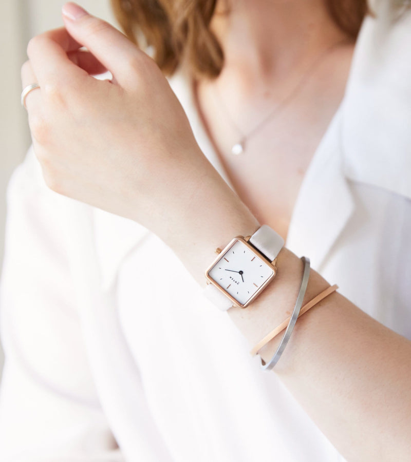 Rose Gold & Light Grey | Kindred