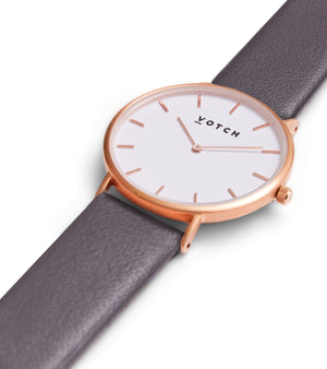 Rose Gold & Dark Grey | Classic