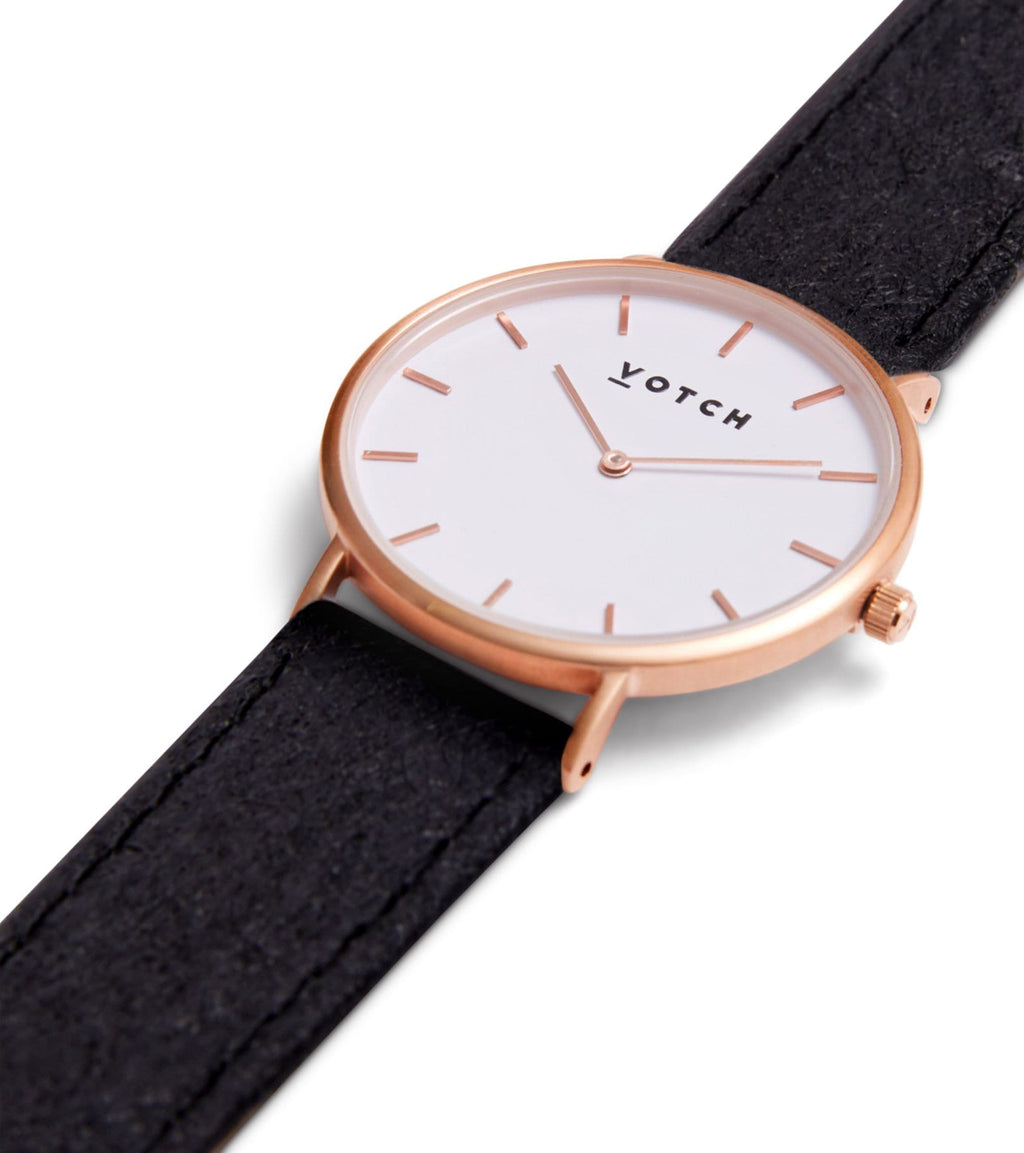 Rose Gold & Piñatex | Classic