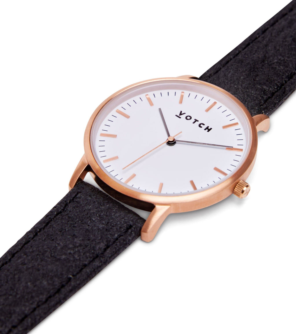 Rose Gold & Piñatex | Moment