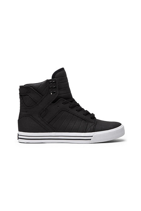 Supra Skytop Black/White Men's Shoes - Shoes - denimkratos