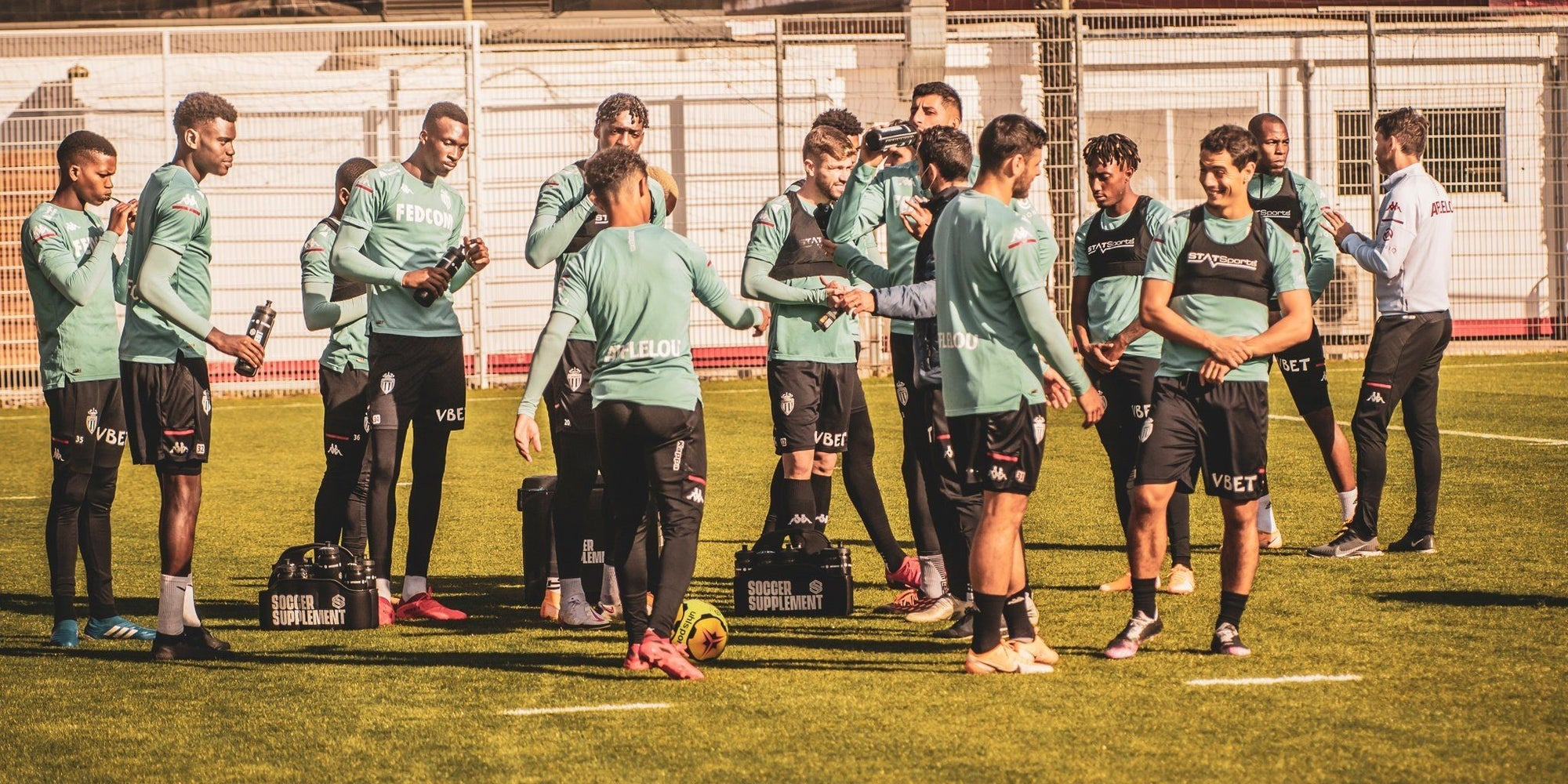 How AS Monaco Use Nutrition To Perform Their Best Football